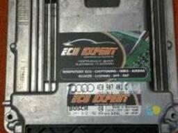 Audi A8 блок управления двигателем 4E0910401Q 0281012192 б\у