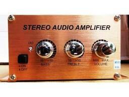 Аудио усилитель Suoer SA-1217 2.0 channel 12v