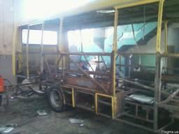 Аварийный,капитальный,текущий ремонт автобусов по Украине.