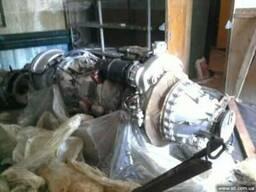 Авиационные двигатели АИ-24 и 30 /конверсия/.