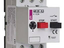 Авт. выключатель защиты двигателя MPE25 ETI купить, цена