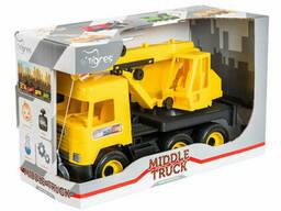 "Авто ""Middle truck"" кран 39491"