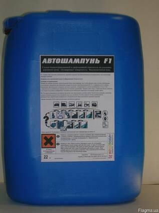 Авто-шампуни, натирки силиконовые от производителя
