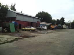 Автобаза (склады) 1640 метров, 60 соток ул. Церковная