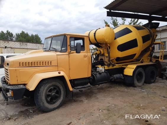 Автобетоносмеситель КрАЗ 6510, 1994г