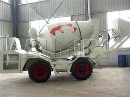 Автобетоносмеситель с самозагрузкой - мобильный бетонный завод