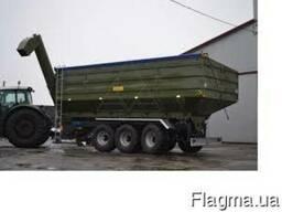 Автобункер автотранспортер Завантажувач сівалок Рум Кун борт - фото 4