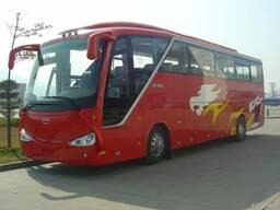 Автобус Алчевск - Сочи - Адлер