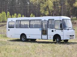 Міжміський/приміський автобус Ataman DA-9016
