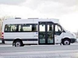 Автобус Симферополь Донецк через Керчь