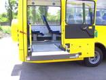 Автобус специализированный школьный Аtaman D093S4 (инвалид) - фото 8
