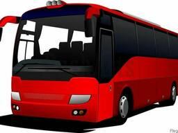 Автобус Стаханов - Брянка - Алчевск - Луганск - Харьков.