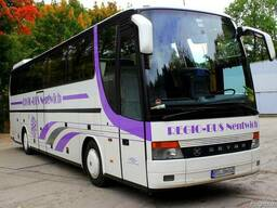 Автобус Стаханов - Луганск - Краснодар - Геленджик