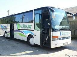 Автобус Стаханов - Луганск - Ялта - Севастополь