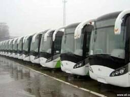 Автобусы 30-50 мест аренда в Киеве