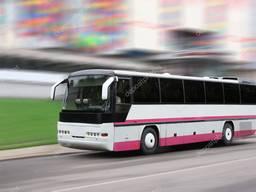 Автобусы из Луганска, городов региона в Тулу, Калугу