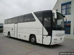 Автобусы Мерседес, Неоплан, МАН и Сетра в аренду в Киеве