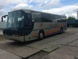 Автобусы от 7 до 55 мест.
