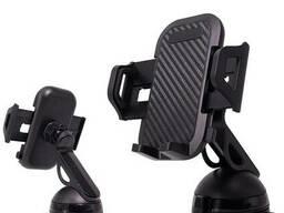 Держатель для телефона в машину YQ-XP029 Черный