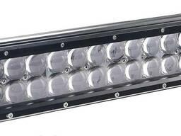 Автофара балка LED на крышу (24 LED) 5D-72W-SPOT