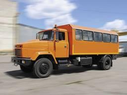 Автофургон ФПВ-14224 (Вахтовка) на базе шасси КрАЗ-5233Н2