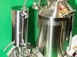 Автоклав Мега-30б*0,5л эл с Дистиллятором и Барбатером (40л)