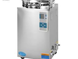 Автоклав Вертикальный паровой стерилизатор под давлением серии LS-LD