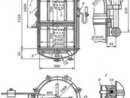 Автоклавы (стерилизаторы) вертикальные АВ-4