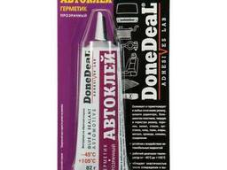 Автоклей, клей-герметик (цвет: прозрачный) DoneDeal 82 г