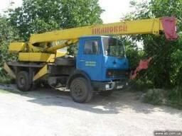 Автокран Харьков круглосуточно