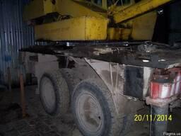Автокран КАМАЗ КС4572 - фото 4