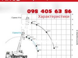 Автокран Кран Бабинцы Клавдиево Пороскотень Бородянка