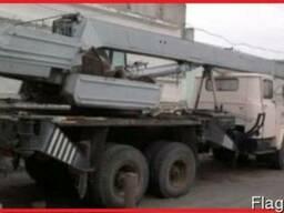 Автокран КрАЗ 257