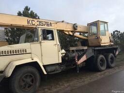 Автокран КС3574А
