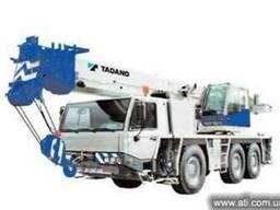 Автокран Tadano Faun ATF60-3, новый, 60t