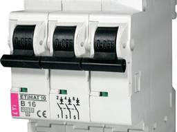Автом. выключатель Etimat 10 3p C20 6 К