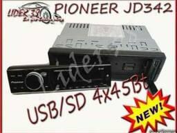 Автомагнитола с USB (Pioneer JD-342) Пионер для авто