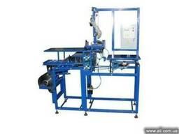 Автомат для изготовления пакетов из ПП пленки