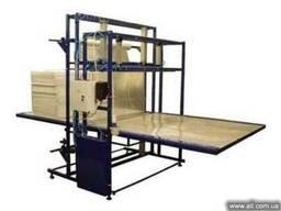 Автомат для упаковки стоп плит пенопласта в ПЭ пленку