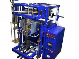 Автомат для упаковки жидких продуктов в пакеты типа «САШЕ»