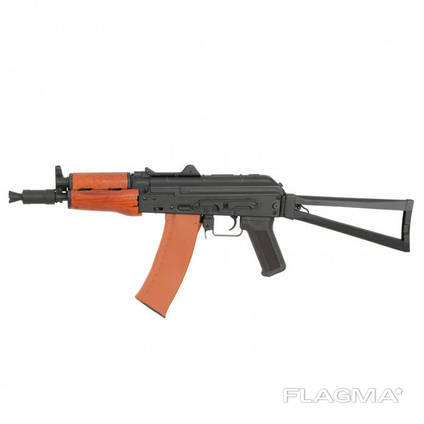 Автомат страйкбольный АКС-74У CYMA CM.045A
