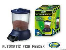 Автоматическая кормушка для рыбы в пруду AquaNova P-FeeD