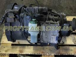 Автоматическая коробка передач MAN TGL, ZF 6S800 Ecolite