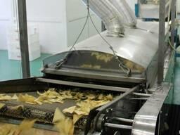 Автоматическая линия для производства чипсов