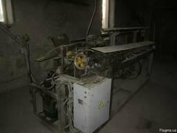Автоматическая линия для производства сетки рабица