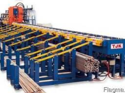 Автоматическая линия мерной резки TJK GJW 150B