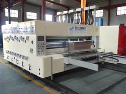 Автоматическая машина для флексографской печати