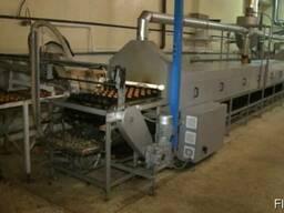Автоматическая машина для производства кексов АМК-2