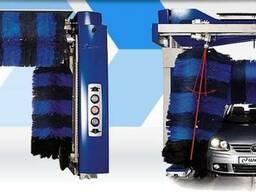Автоматическая портальная автомойка WashTec New Soft Wash