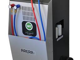 Автоматическая станция для восстановления, вакуумирования и заправки автокондиционеров